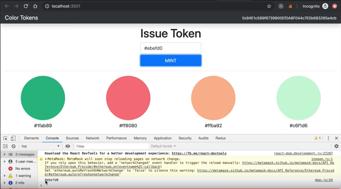 Blockchain Programming Tutorial with Ethereum, Solidity & Web3.js 7